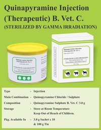 Quinapyramine Injection