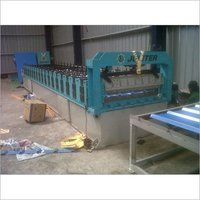Roofing Sheet Roll Forming Machinery