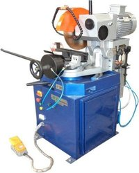 Je 350 Semi Automatic Pipe Cutting Machine