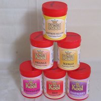 Red Orange Saffron Food Color Powder