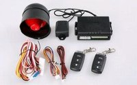 Car Alarm System Keyless Entry Remote Control Central Locking