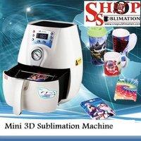 Mini 3D Sublimation Machine