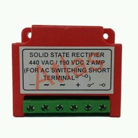 Vacuum Tube Solid State Rectifiers