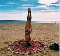 Mandala Beach Mats