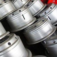 Semi Trailer Steel Wheel Rim 7.5-20