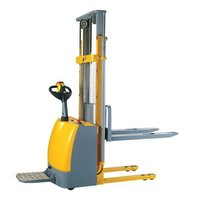 Electric Forklift For Material Handling