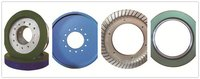 Resin-Bond Diamond Dry Squaring Wheel