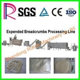 Breadcrums Production Line