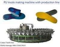 PU Shoe Injection Production Line