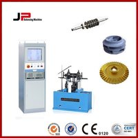 Precise Pump Impeller Dynamic Balancing Machine