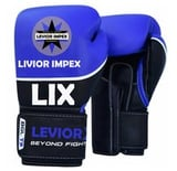 Leather Boxing Gloves Fight Punching Bag MMA Muay