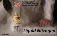 Pure Liquid Nitrogen