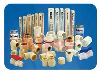 King Brand Upvc Pipes And Fittings