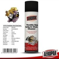 Aeropak Car Carburetor Cleaner Wash