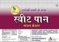 Herbal Sweet Mouth Freshener
