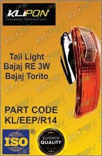 Bajaj Three Wheeler Tail Light