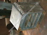 Coal Nozzle Tip- Ceramic Lined