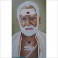 Realistic Oil Portrait Painting