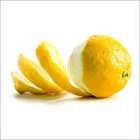 Dry Lemon Peel