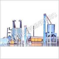 Semi Auto Clinker Grinding Plant