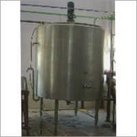 S.S. Fabricated Tanks, Vessels & Equipments