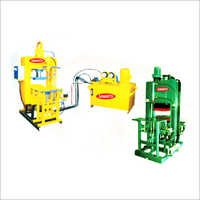 Oil Hydraulic Pressure Paver Block Machine