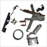 Textile Machinery Press Component
