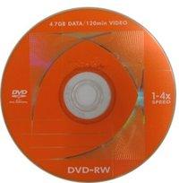 Recordable Rewritable Dvd-Rw 4.7gb
