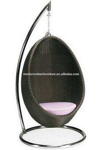 Rattan Swing Egg Chair
