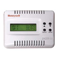 Honeywell Ahu Thermostat