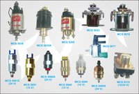 Solenoid Switches And Valves