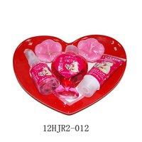 Valentines Day Bath Gift Set (12hjr2-012)