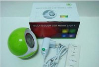 Multicolor Abs Ball Led Color Changing Mood Light