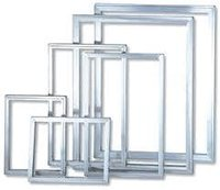 M.S. Or Aluminium Screen Printing Frames