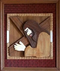 Almighty Jesus Wall Hanging