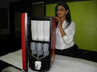3 Option Hot Beverage Vending Machine