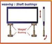 Textile Weaving Shaft Bushings