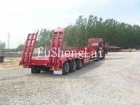 Heavy Duty Low Bed Trailer