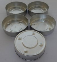 High Quality Aluminium Tea Light Cups For Tea Lights