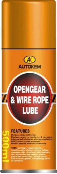Open Gear And Wire Rope Lube