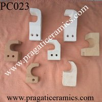 Ceramic Furnace Hook