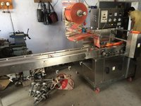 Candy Pouch Packing Machine