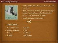 Wedge Clip U Type