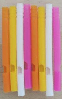 Plastic Lollipop Whistle Sticks
