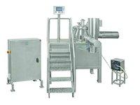 High Shear Rapid Mixer Granulator