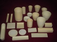 High Alumina Laboratory Wares