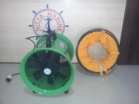 Ventilation Blowers / Duct Pipe