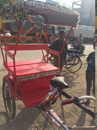 Electric Cycle Rickshaw