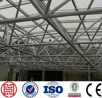 Space Frame Roofing Shed