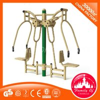 Outdoor Body Building Arm Fitness Equipment